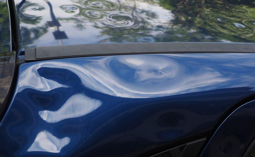 Miałeś kolizje? Ktoś przerysował Ci samochód pod marketem?
